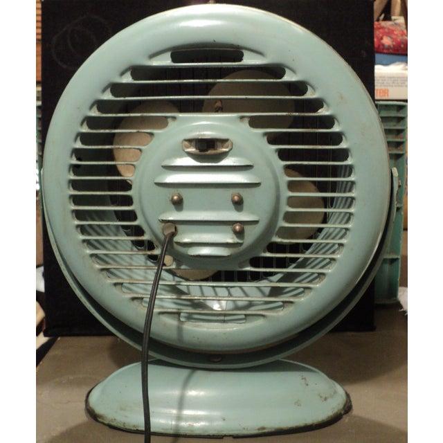 Vintage Lasko Model #52 Moveable Fan - Image 5 of 9