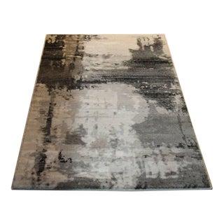 Abstract Gray Runner - 2′8″ × 5′