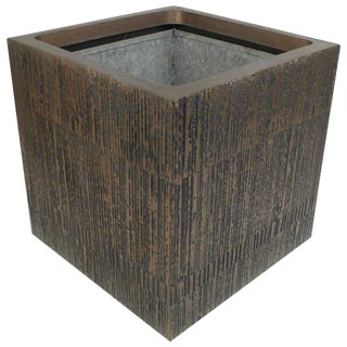 Square Planter by Forms & Surfaces