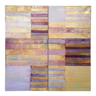 "Dennis Hartley ""Meditation"" Original Oil Painting"