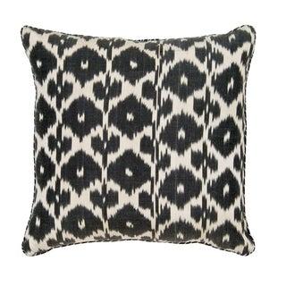 "Madeline Weinrib ""Daphne"" Ikat Pillow"
