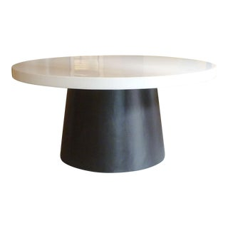 Conical Dining Table Base