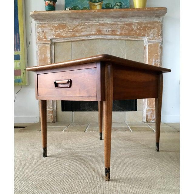 Lane Acclaim Series Coffee Table: Lane Acclaim Mid-Century Side Table