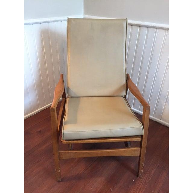Vintage Mid-Century Modern Danish Lounge Chair - Image 3 of 9