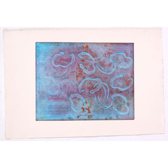 Laurence Kessel Improvisation in Color Print - Image 2 of 3