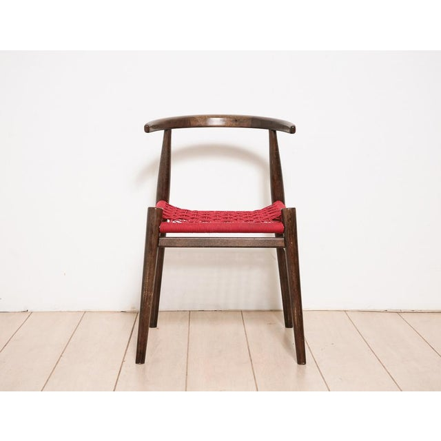 Image of Bull Horn Back Side Chairs - Pair