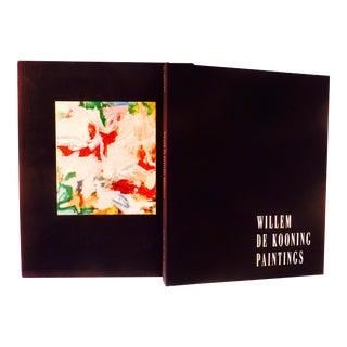 Willem De Kooning Paintings Book