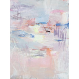 Original Abstract Expressionist Painting by Brenna