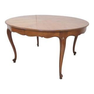 Kindel Cherry French Provincial Dining Table