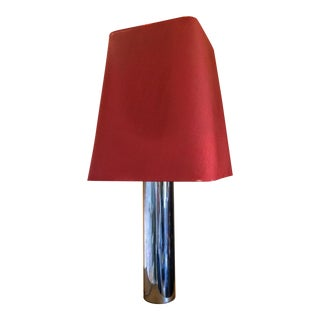 Robert Sonneman for George Kovacs Cylinder Table Lamp