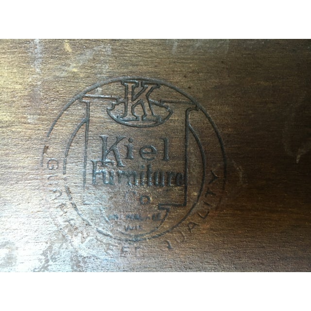 Antique Sofa Table By Kiel Furniture Co Chairish