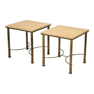 Vintage Pair of French End Tables