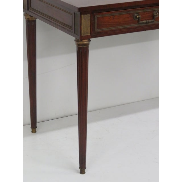 Image of Maslow Freen Louis XVI Style Bureau Plat