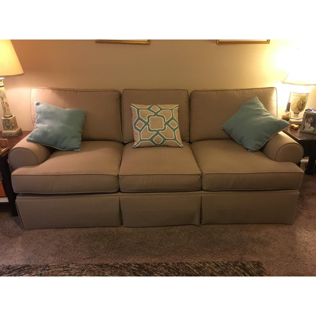 Haverty's Contemporary Sofa - Image 3 of 6