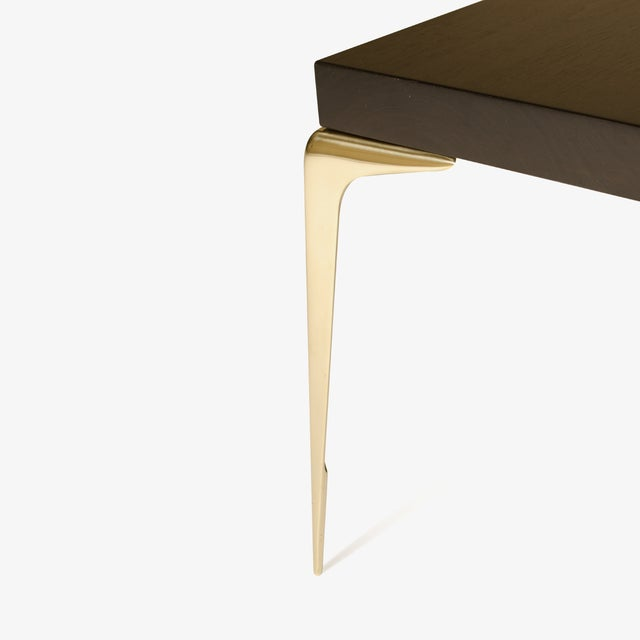 Customizable Colette Occasional Tables in Ebony by Montage, Pair - Image 4 of 7