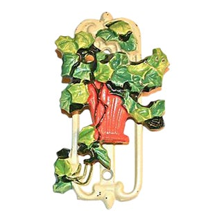 Trailing Ivy Hubley Door Knocker