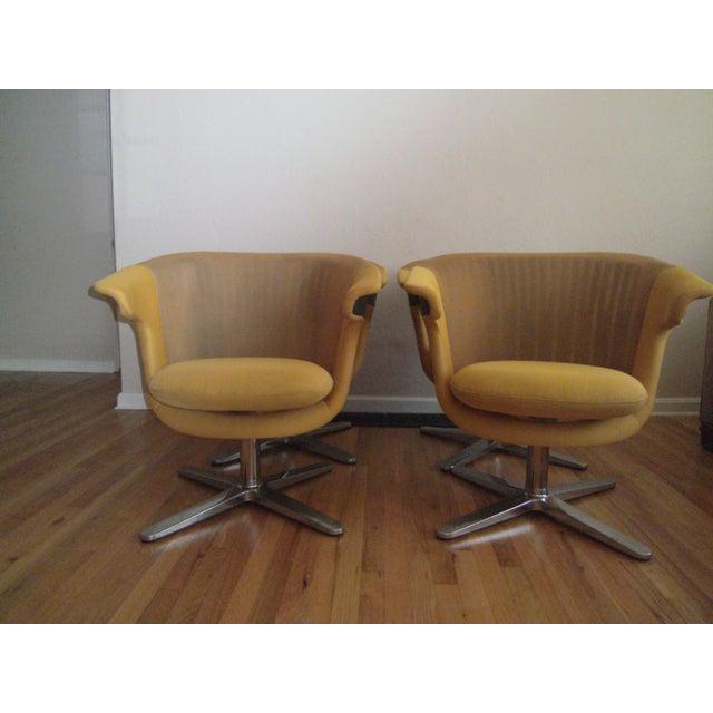 Steelcase Ergononic i2i Chairs - Set of 4 - Image 4 of 11