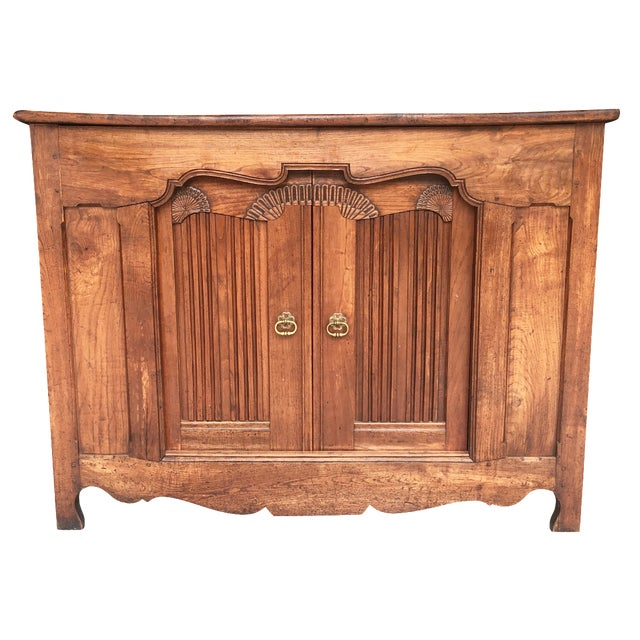 19th-Century Buffet Cabinet - Image 1 of 6
