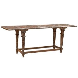 Italian Baroque Table