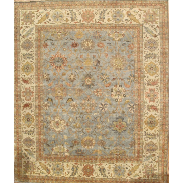 """Pasargad Sultanabad Collection Rug - 7'11"""" x 9'11"""" - Image 1 of 2"""