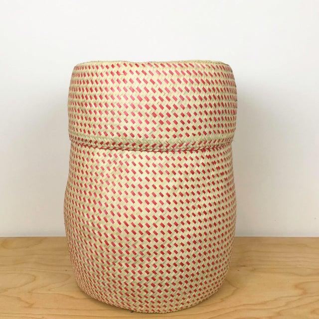 Oaxacan Palm Basket - Image 2 of 5
