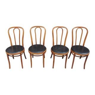 Original Thonet Chairs - Set of 4