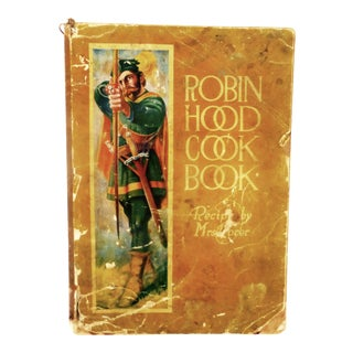 1915 Robin Hood Flour Cookbook