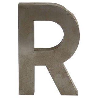 Metal Marquee R