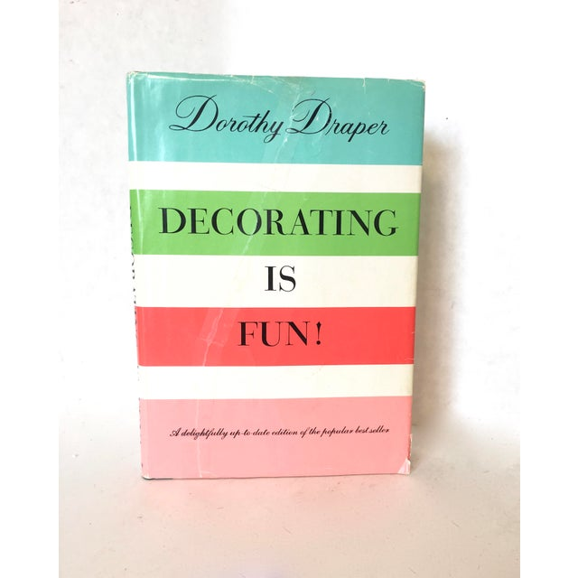 "Vintage Dorothy Draper ""Decorating Is Fun"" Book - Image 8 of 8"
