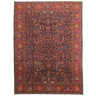 Hand Knotted Turkish Sparta Rug - 9′6″ × 13′1″
