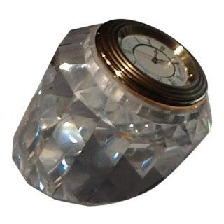 Swarovski Athena Clock