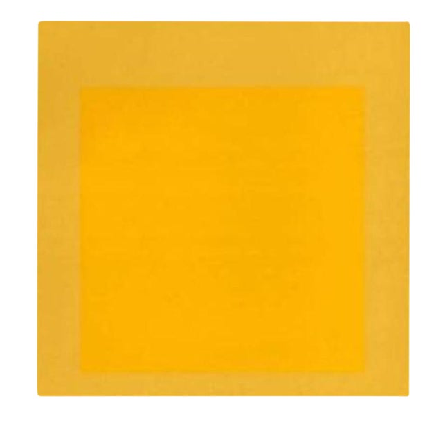 "Image of Josef Albers ""Homage to the Square"" Silkscreen Print"
