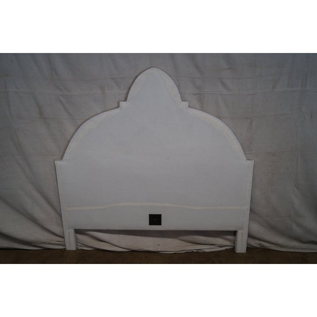 Avery Boardman Upholstered Queen Size Headboard - Image 4 of 10