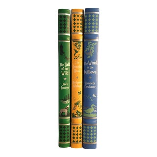 Classic Children's Books - Set of 3