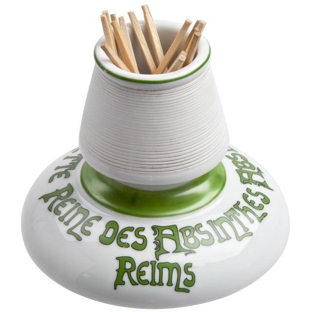 Vintage Reinette Absinthe Match Striker - Image 1 of 4