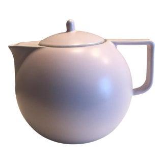 Sasaki Matte Pink Colorstone Teapot