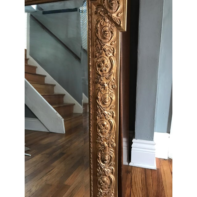 Ornate Gilt Mirror from Carolina Mirror - Image 4 of 7