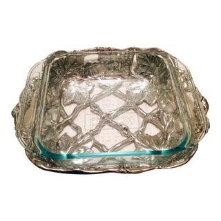 Arthur Court Casserole Dish Holder