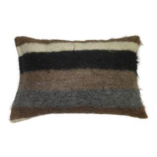 Vintage Turkish Mohair Pillow