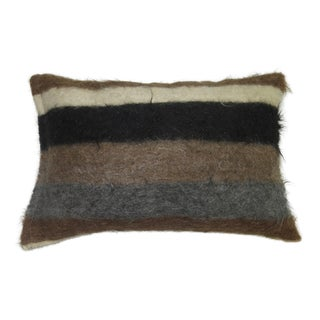 Vintage Turkish Mohair Pillow