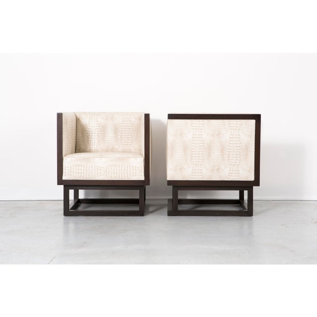Set of Cabinett Lounge Chairs - Image 3 of 9