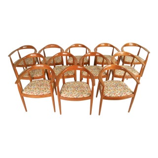 Hans Wegner Style Dining Chairs - Set of 12