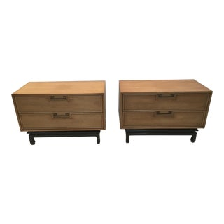 American of Martinsville Night Tables - a Pair