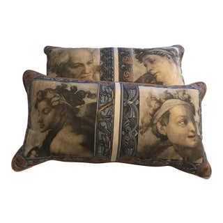 Timney-Fowler Kidney Pillows - A Pair