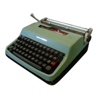 Vintage Olivetti Portable Typewriter