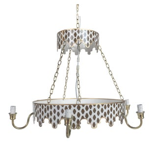 Dana Gibson Brown Parsi Chandelier