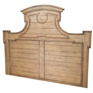 Highland House Solid Wood Queen Headboard
