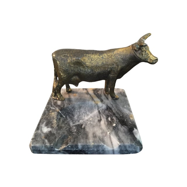 Image of Vintage Steer Ashtray