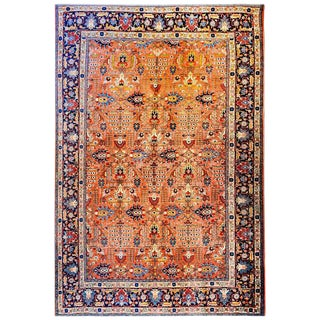 Early 20th Century Tabriz Rug