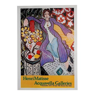 Vintage Poster Lithograph - Henri Matisse